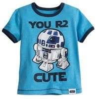 R2D2 Boys Tee