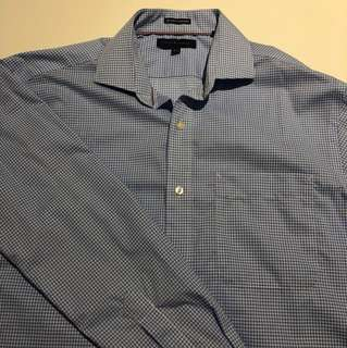 Tommy Hilfiger Shirt Light Blue Like New!