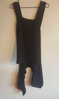 Seed backless top