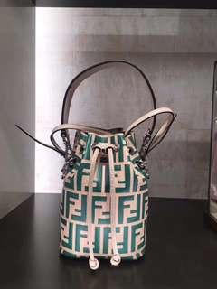 Fendi mini bucket bag