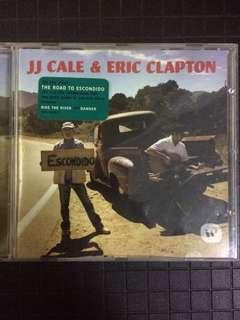 Cd 22 JJ Cale & Eric Clapton