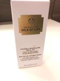 The bodyshop Oils Of Life