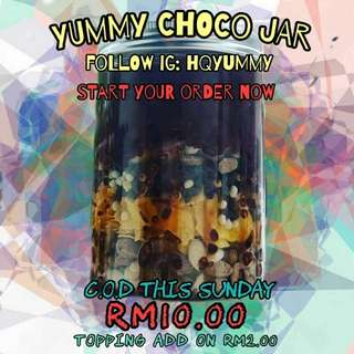 Chocho jar by YUMMY