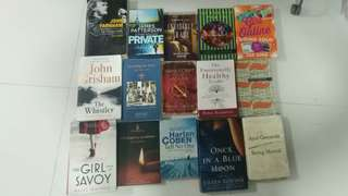 Bunch of expensive books for VERY CHEAP PRICE