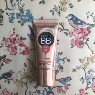 Maybelline Super BB Cream in 02 Medium