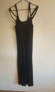 Witchery satin slip dress