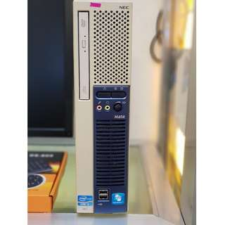 NEC CORE I3 CPU 2ND GEN TO 3RD GEN SYSTEM UNIT ONLY SLIGHTLY USED MADE IN JAPAN