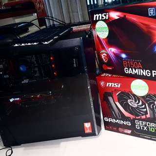 Custom PC Building Service