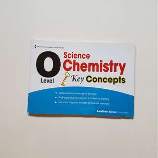 O Level Science Chemistry Key Concepts