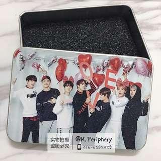 BTS Tin Box