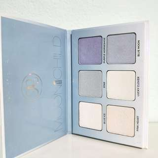 ABH Moonchild Glow Kit Highlighter Palette (Authentic)