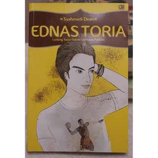 Novel Ednas Toria