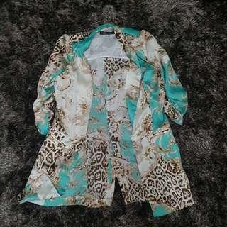 SALE - Fashionable  mid long Blazer