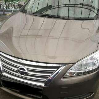 Nissan Sylphy 1.6 cvt 2012 Automatic     - SG-