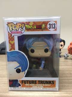 Dragon Ball Future Trunks Funko Pop Action Figure Vinyl Toy