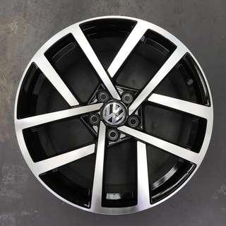 """Used 18"""" Volkswagen Rims"""