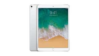 iPad Pro 10.5 64G wifi 銀色