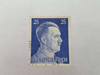 二戰時期郵票/ 值得收藏佳品