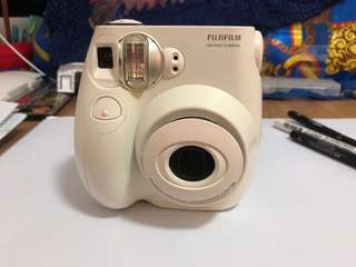 fujifilm instant camera mini7S