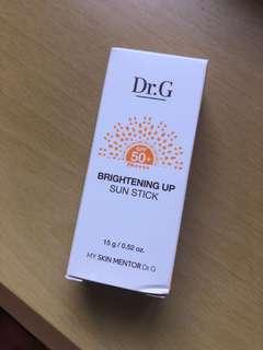 Dr G Brightening Up Sun Stick