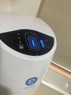 eSpring Water Treatment System (used) with 1 month old cartridge installed