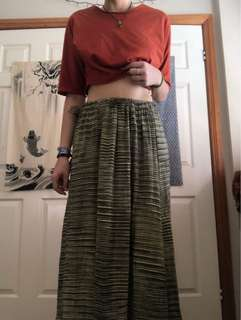 Tree of life hippie skirt