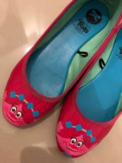 Trolls shoes