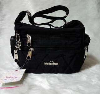 Kipling Crossbody Bag - Black Small