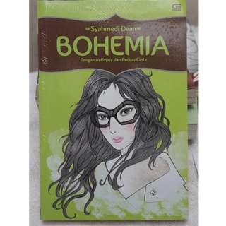 Novel Bohemia