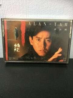 卡带 谭咏麟 Alan Tam Tan Yong Lin Cassette