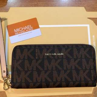 Michael Kors Wallet Authentic Overrun Quality