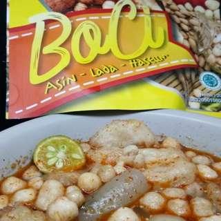BOCI (Bakso Aci Instant) khas garut