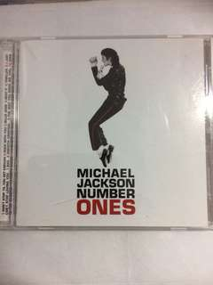 Cd 23 Michael Jackson Number 1