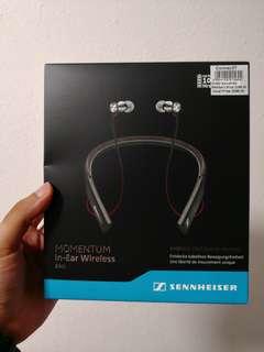 Sennheiser Momentum Wireless in ear wireless