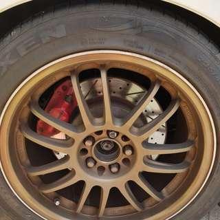 """17""""  Volks Racing RE30"""