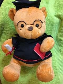 32cm Graduation Bear