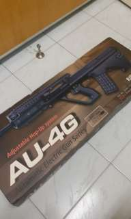 Wargame Rifle gun AU-4G