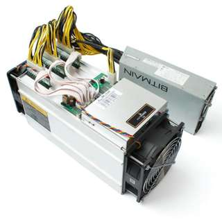Antminer a3 bitmain 815GH/s + Power supply