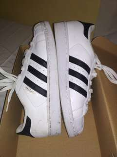 REPRICED!!!!!!!!! ADIDAS SUPERSTAR Size 6 for men- Size 7 for women
