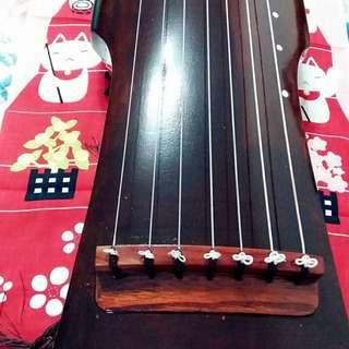 古琴 chinese instrument