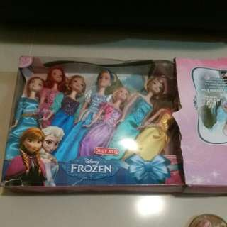 Disney Princesses Dolls (Original)