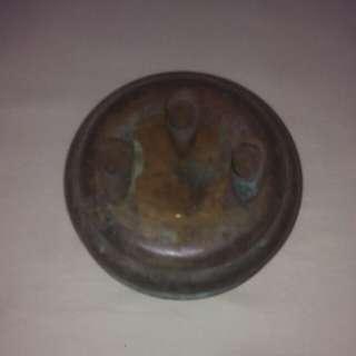🚚 古董船舶用青銅繩扣