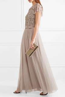 Needle and Thread two pieces evening dress