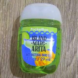 Bath and Body Works PocketBac Hand Sanitizers Island Margarita