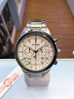 CITIZEN AN8150-56A (計時石英錶)