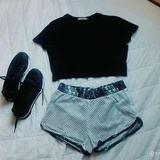 Nike Inspired Mesh Shorts