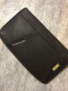 Kikk.K Passport Wallet 護照銀包