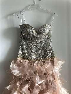 Sherri Hill size 0 dress