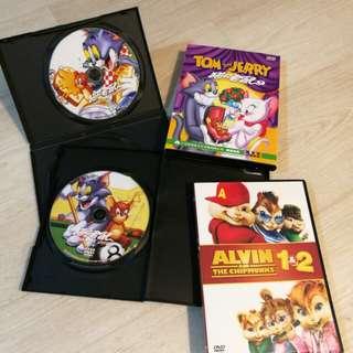 Kids cartoon DVD