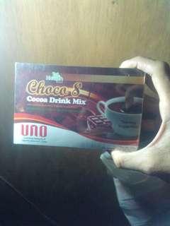 Uno cocoa drink mix